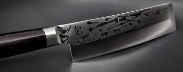 couteau japonais cuisine couteaux japonais shun pro sho