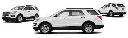 Ford Explorer Base - 100 white ford explorer 2017 ford explorer sport in white