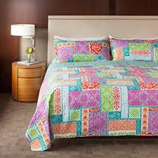 Colorful Coverlets Colorful Quilts And Coverlets Amazon Com