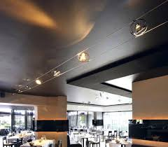wire track lighting system low voltage repair runs clips