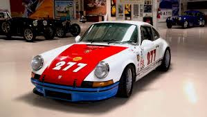 porsche home garage 1971 porsche 911t jay leno u0027s garage youtube