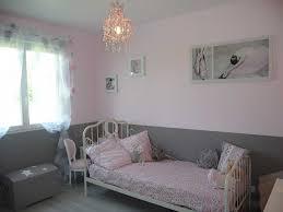 chambre fille romantique chambre fille gris et images casanaute photoschambre enfant