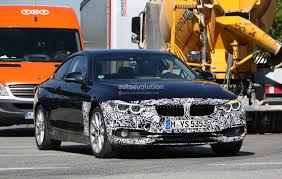2018 bmw 4 series coupe facelift lci shows its all led lights in