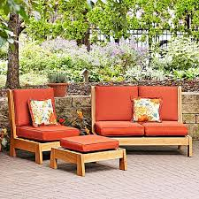 Patio Chair Plans Outdoor Furniture Woodworking Plans