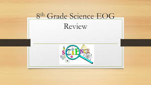 8th grade science eog review ppt download