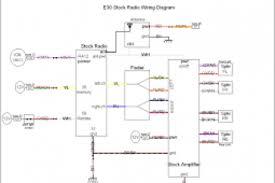bmw e30 radio wiring diagram wiring diagram
