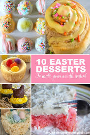 easy easter dessert recipes almost too good to eat