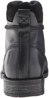mens leather motorcycle boots for sale aldo schuhe sale aldo men u0027s niman work boot black leather shoes