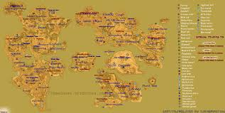 Map Wuest Dragon Quest Ix World Map Ds Madness