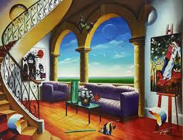 salvador dali art for sale serenity 2003