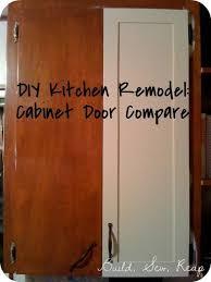 Best Kitchen Cabinets On A Budget Best 25 Diy Cabinet Doors Ideas On Pinterest Building Cabinet