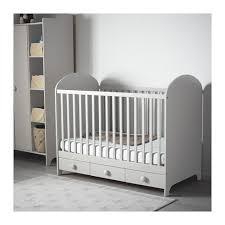Baby Crib Side Bed Gonatt Crib Ikea