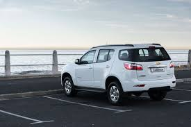 chevrolet trailblazer 2016 2017 trailblazer more refined and safer than before