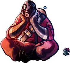 Pyro Meme - pyro sitting down know your meme