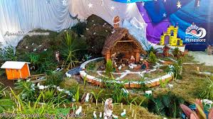 Decoration Of Christmas Crib by Mangalore Events Archives Page 2 Of 2 Around Mangalore Info