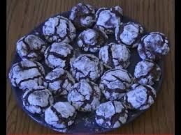 recette cuisine companion recette de craquelés au chocolat recette cuisine companion