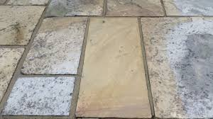 Cleaning Concrete Patio Mold Lichen Black Spots Splodges Ruining Your Patio Or Driveway