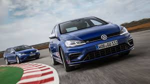 Golf R Usa Release Date 2018 Vw Golf R Will Get Less Power In U S Than Europe