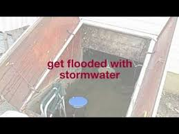 How To Dry Flooded Basement by 6 Steps To Dry Out A Flooded Basement Youtube