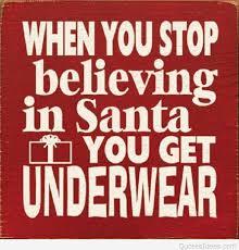 quotes believing santa claus
