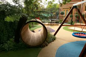children u0027s play area designed for large private garden in surrey