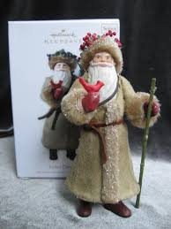 8 best hallmark father christmas ornaments images on pinterest