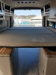 Rv Laminate Flooring Custom Camper Vans El Kapitan