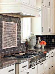 ceramic subway tile kitchen backsplash white ceramic subway tile