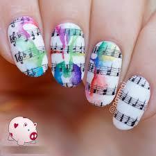 watercolor nail art tutorial nailpolis magazine nail art tutorial