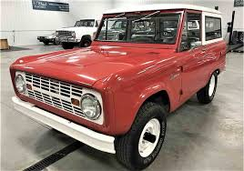 ford bronco original spec 1966 ford bronco classiccars com journal