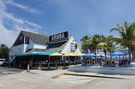 moomba beach bar restaurant aruba week view larger map loversiq