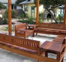Outdoor Furniture Plans Pdf by Red Wood Bench Benches Red Cedar Wood Bench Red Bench Chair Red
