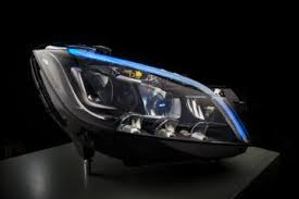 led intelligent light system more light in every situation turning night into day daimler
