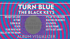 blue photo album the black turn blue album visualizer