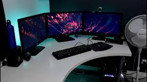 Gaming Desk Setup Ideas Ikea Gaming Desk Setup Diy Ideas Hack Marvelous For Home Remodel