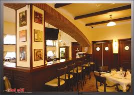restaurant design and furniture layout design ideas for