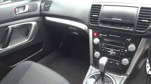 subaru legacy black 2007 subaru legacy gt b spec 2000cc turbo automatic tiptronic