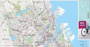 Maps Route Planner by Online Bicycling Map And Route Planner Copenhagen And Denmark