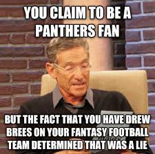 Drew Brees Memes - livememe com maury determined that was a lie