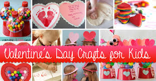 valentines day ideas for make s day more colorful with these craft ideas for kids