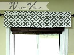 bedroom window valance living room valances valances for kitchen