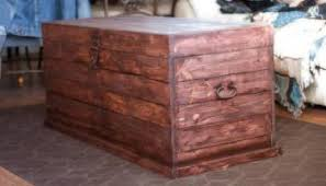 free diy furniture plans to build a cube trunk the design