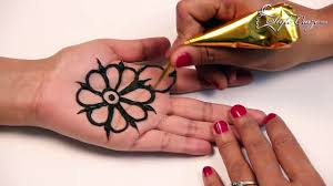 simple mehndi design tutorials for beginners dailymotion