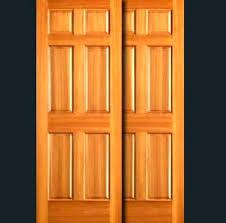 New Closet Doors Sliding Closet Doors Wood New Louvered Barn With Regard To 13