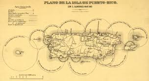 Map Of Puerto Rico by Map Of Lighthouses Of Puerto Rico 1800 U0027s Renewal Destination