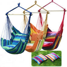 popular hanging chair hammock buy cheap hanging chair hammock lots