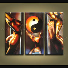 feng shui zen art contemporary painting interior home decor