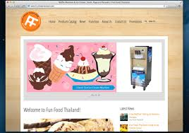 fun food thailand food machine products catalog latest work
