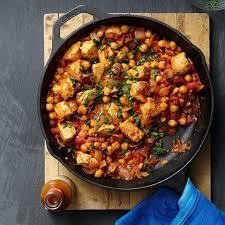 Stew Ideas Middle Eastern Chicken U0026 Chickpea Stew Recipe Eatingwell