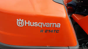 husqvarna rider r 214 tc mowers 2017 nettikone